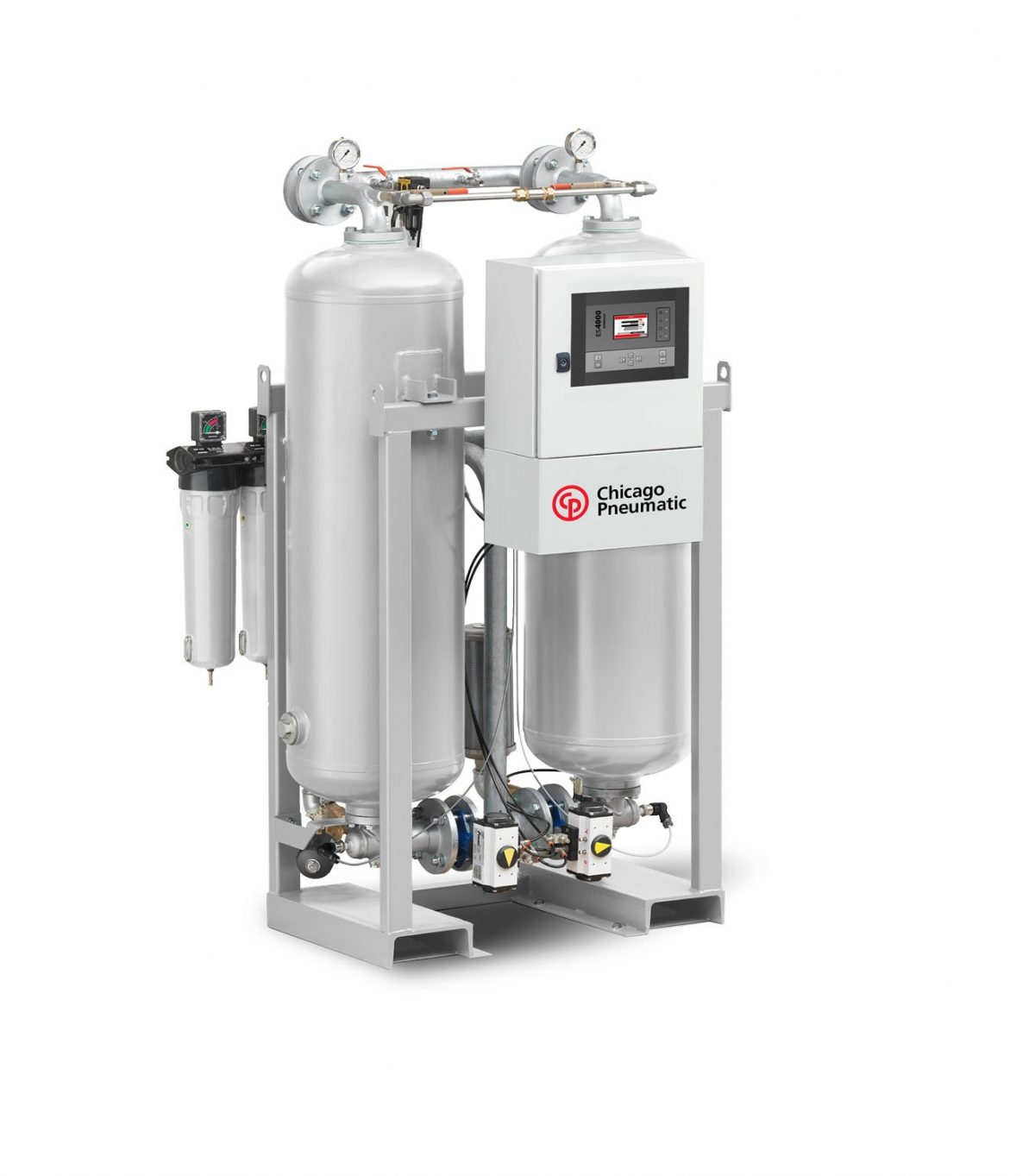 CPAD Heatless Regenerative Dryers