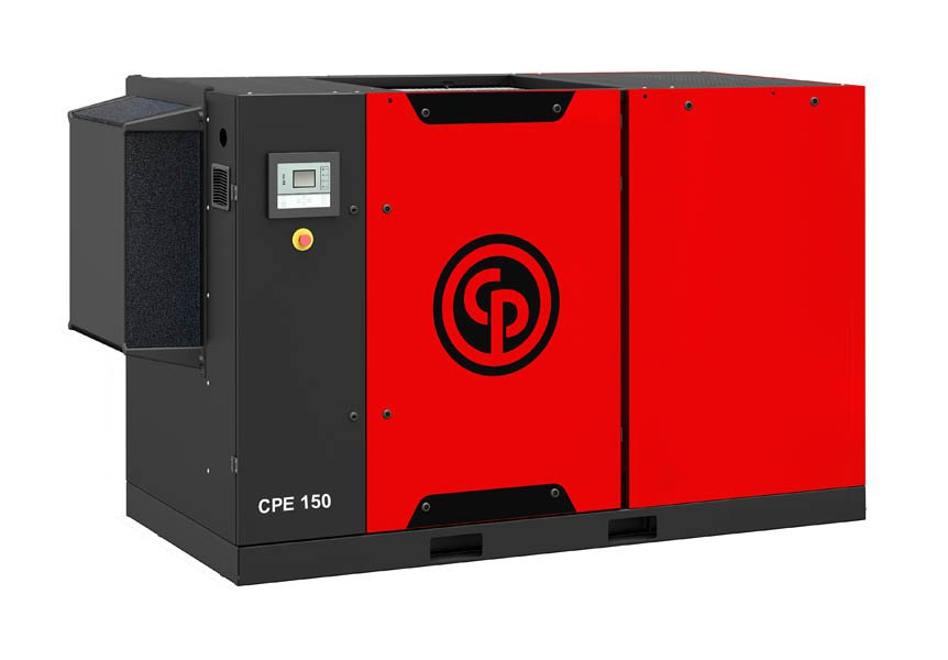 CPE/CPF 100-200 HP Gear Drive Rotary Screw Air Compressors