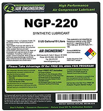 NGP-220 Natural Gas