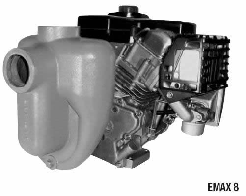 Emax 8 Self Priming Centrifugal Pump