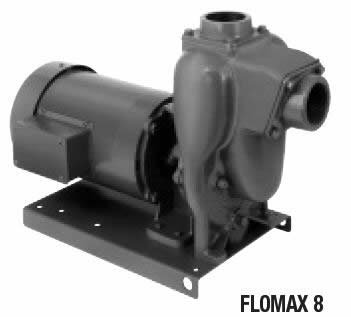 Flomax 8 Self Priming Centrifugal Pump