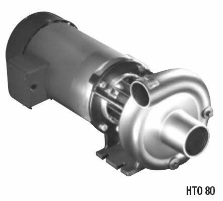 HTO 80 High Temperature Centrifugal Pump