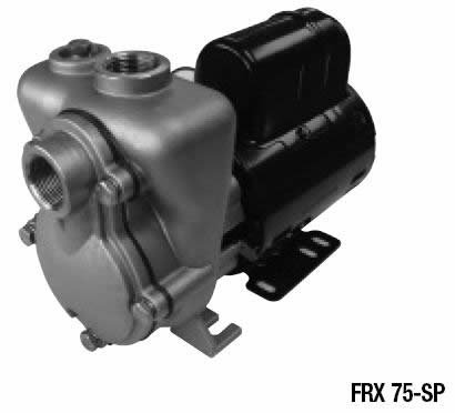 FRX 75-SP Stainless Steel Centrifugal Pump
