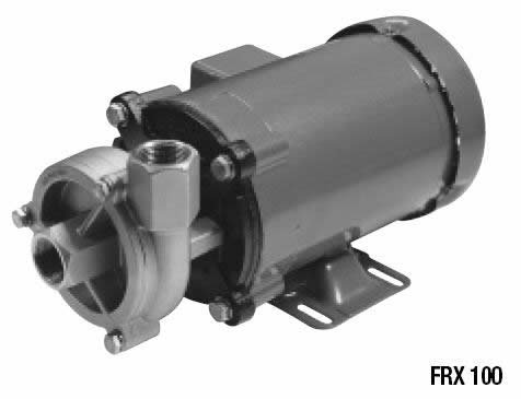 FRX 100 Stainless Steel Centrifugal Pump