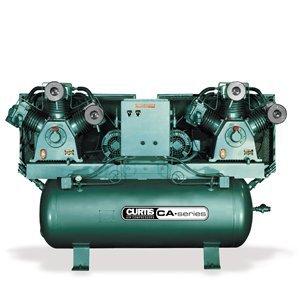 Duplex Tank Mounted Electric Air Compressor