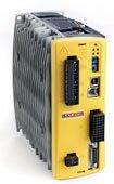 MicroFlex e100 Compact Electric Motor Servo Drive