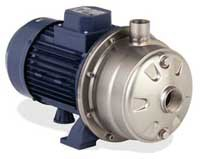 Multistage – 2CDXU, 2CDU Suction Pumps