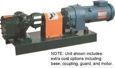 2001 Type 10 Helical Gear Pump