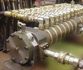 Roper Pump Flow Dividers